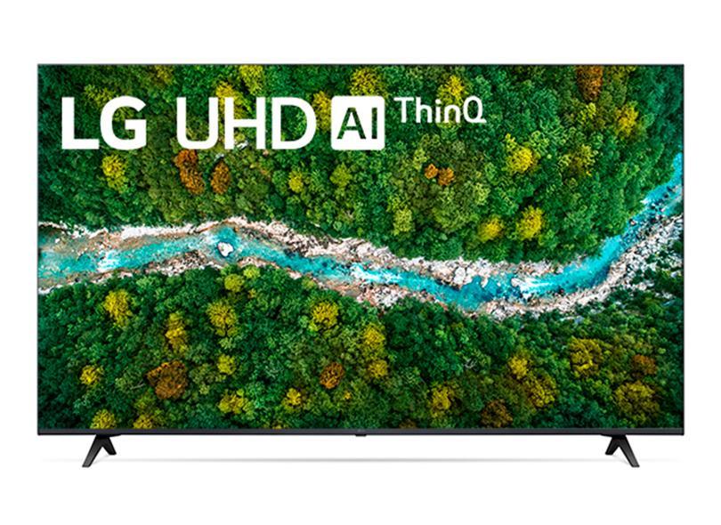 """Smart TV TV LED 65 """" LG ThinQ AI 4K 65UP7750PSB 3 HDMI"""
