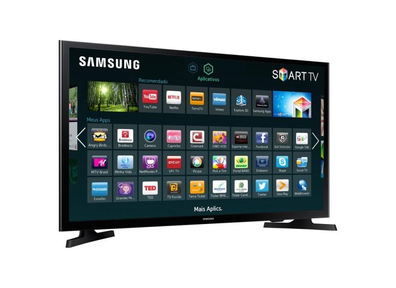 "TV LED 32 "" Smart TV Samsung Série 4 UN32J4300"