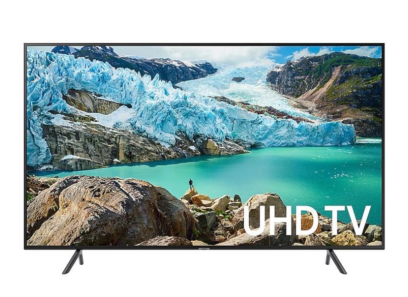 "Smart TV TV LED 75"" Samsung 4K Netflix 75RU7100"