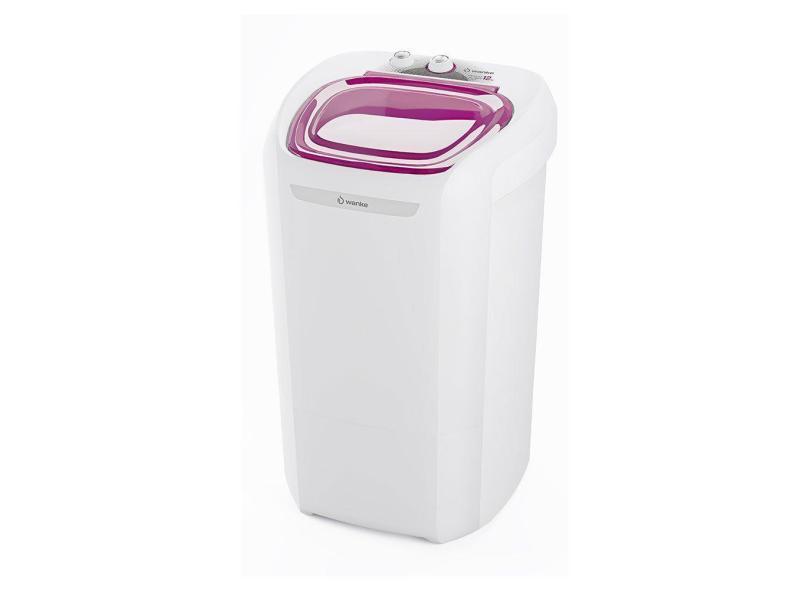 Lavadora Semiautomática Wanke 12.0 kg Priscila Mais