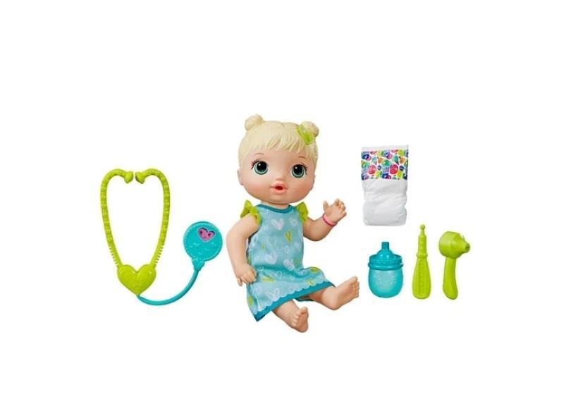 Boneca Baby Alive Cuida de Mim Hasbro