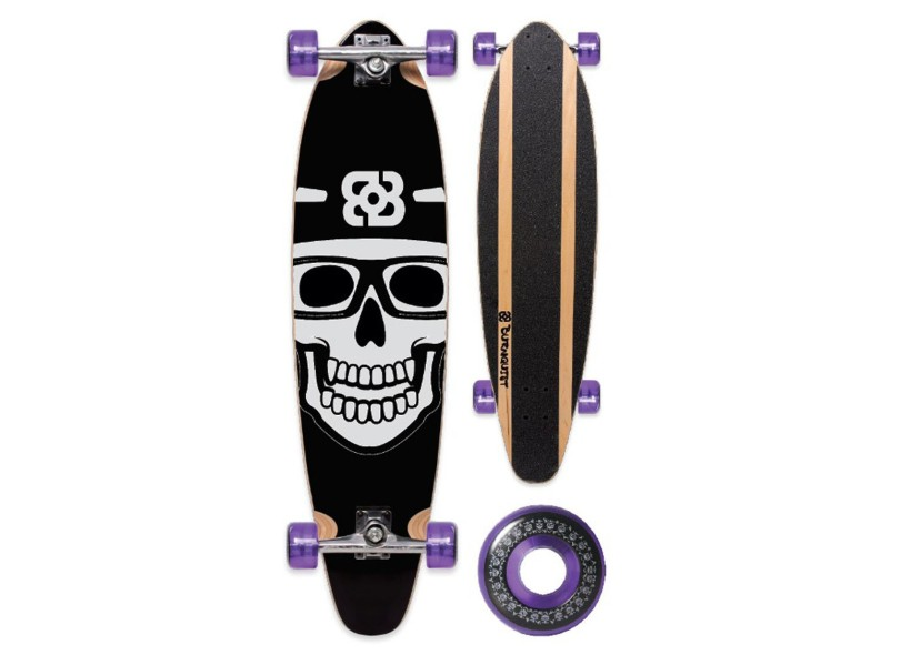 Skate Longboard - Multilaser Bob Burnquist