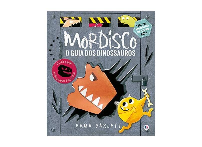 Mordisco - O Guia Dos Dinossauros - Yarlett,emma - 9788538077459