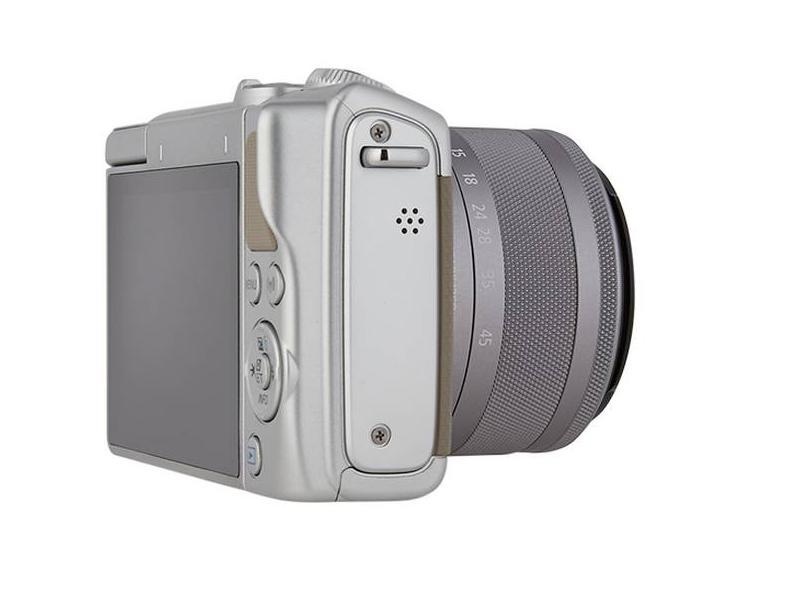 Câmera Digital Canon EOS 24.2 MP Full HD EOS M100