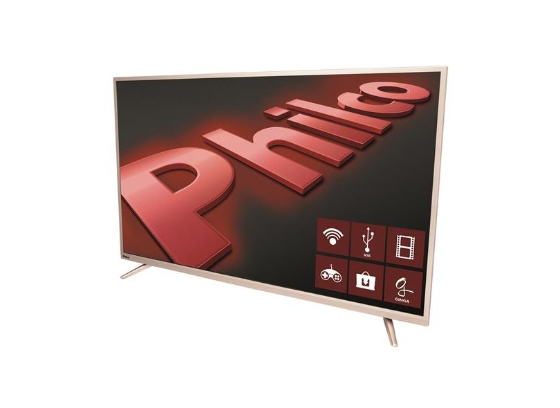 "Smart TV TV LED 49 "" Philco Full PH49F30DSGWA"
