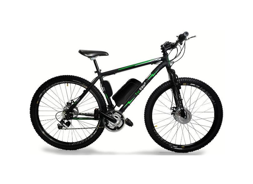 Bicicleta Elétrica TecBike 21 Marchas Aro 29 Suspensão Dianteira a Disco Mecânico Tec Ultra 3.0