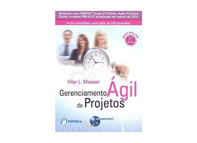 Gerenciamento Ágil - Vitor L. Massari - 9788574528922