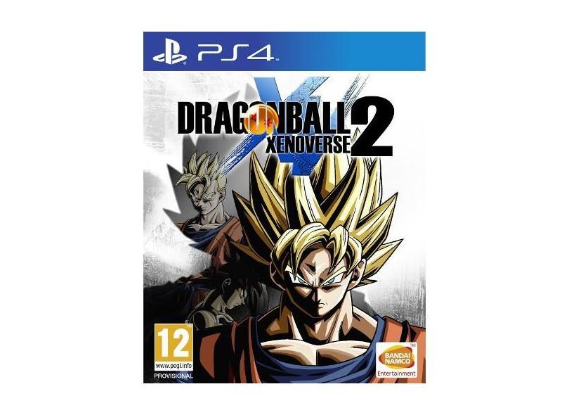 Jogo Dragon Ball Xenoverse 2 PS4 Bandai Namco