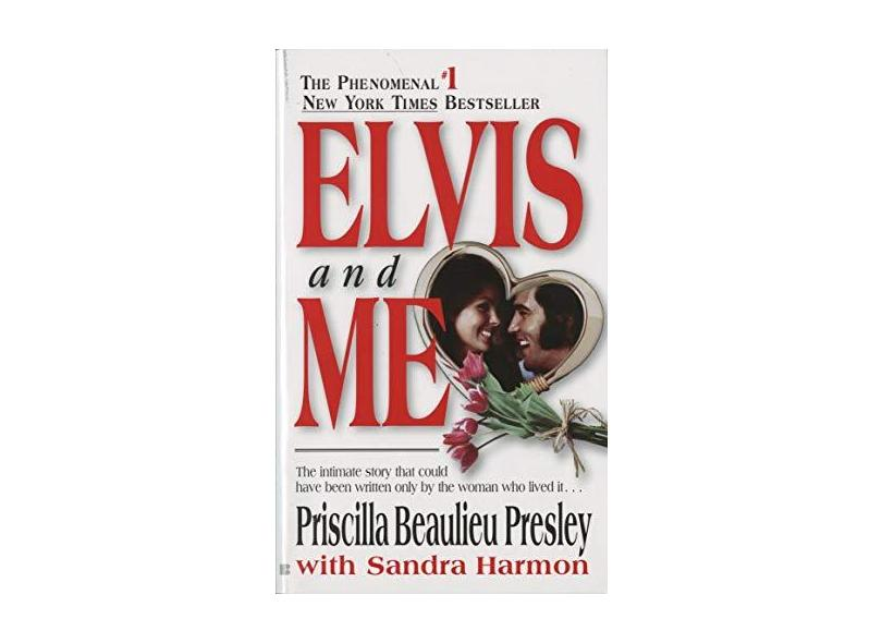 "Elvis And Me - ""presley, Priscilla Beaulieu"" - 9780425091036"