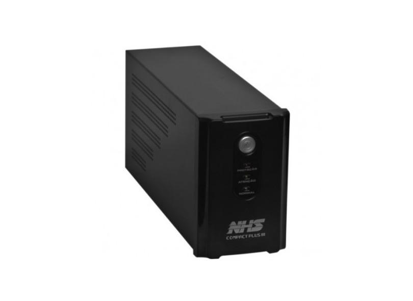 No-Break Compact Plus III 1200VA Bivolt - NHS
