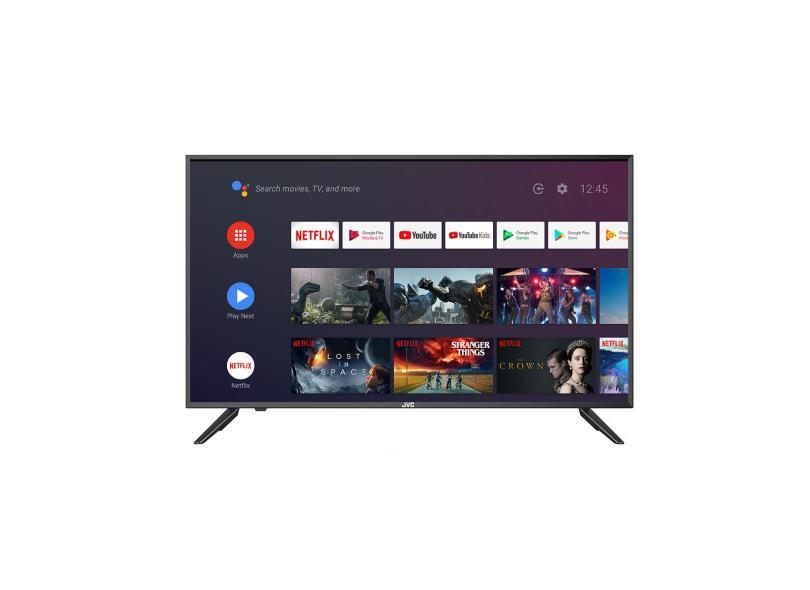 """Smart TV TV LED 40.0 """" JVC Full LT-40MB308 3 HDMI"""