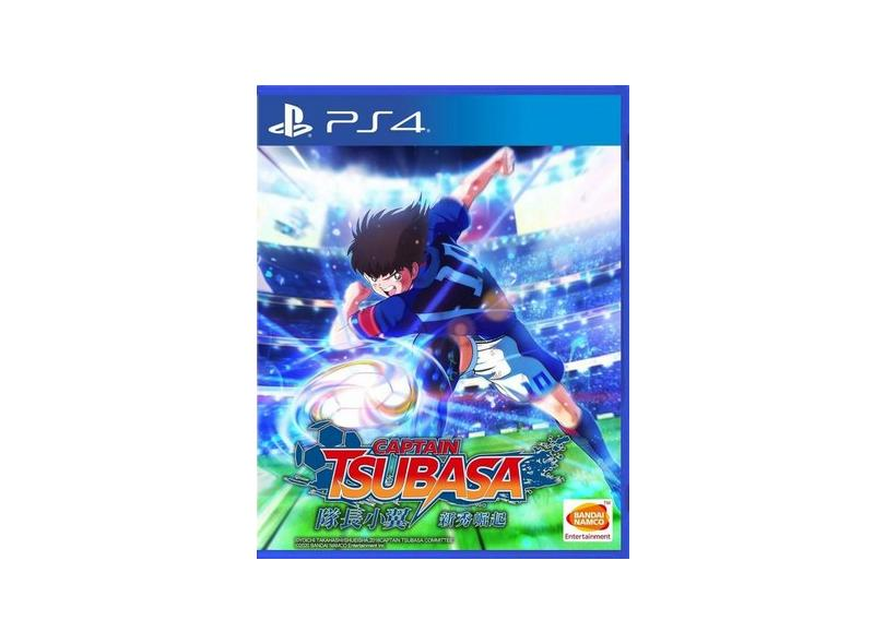 Jogo Tsubasa: Rise of New Champions PS4 Bandai Namco