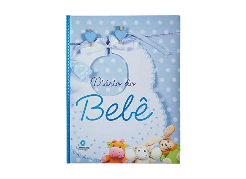 Diário do Bebê Meninos - Vanessa Alexandre - 7898941189983