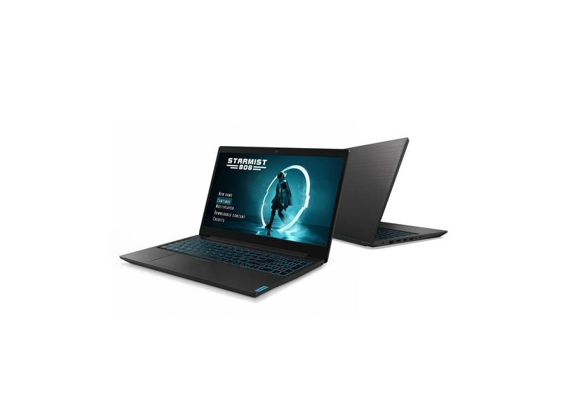 """Notebook Gamer Lenovo IdeaPad L340 Intel Core i7 9750H 9ª Geração 8 GB de RAM 1024 GB 15.6 """" Full GeForce GTX 1050 Windows 10 IdeaPad L340"""