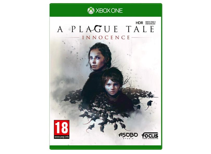 Jogo A Plague Tale Innocence Xbox One Asobo Studio