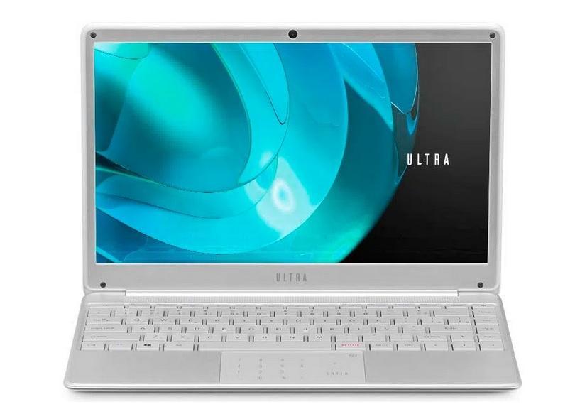 "Notebook Multilaser Ultra Intel Core i3 5005U 4.0 GB de RAM 1024 GB 14.1 "" Full Linux UB422"