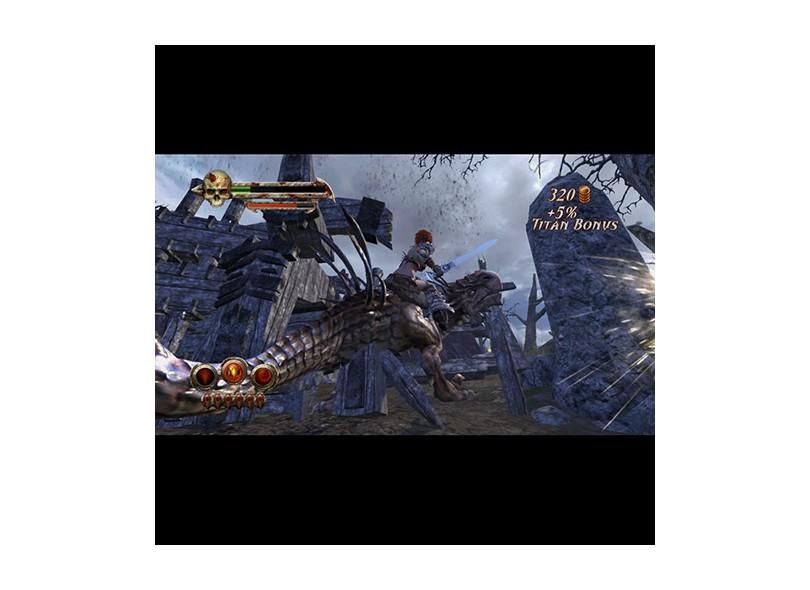 Jogo Golden Axe: Beast Rider Sega Xbox 360
