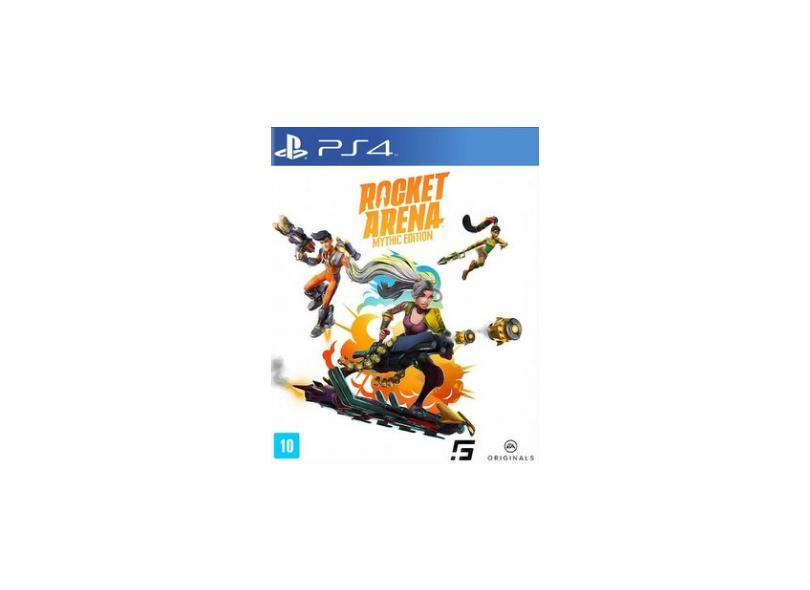 Jogo Rocket Arena Mythic PS4 Final Strike Games