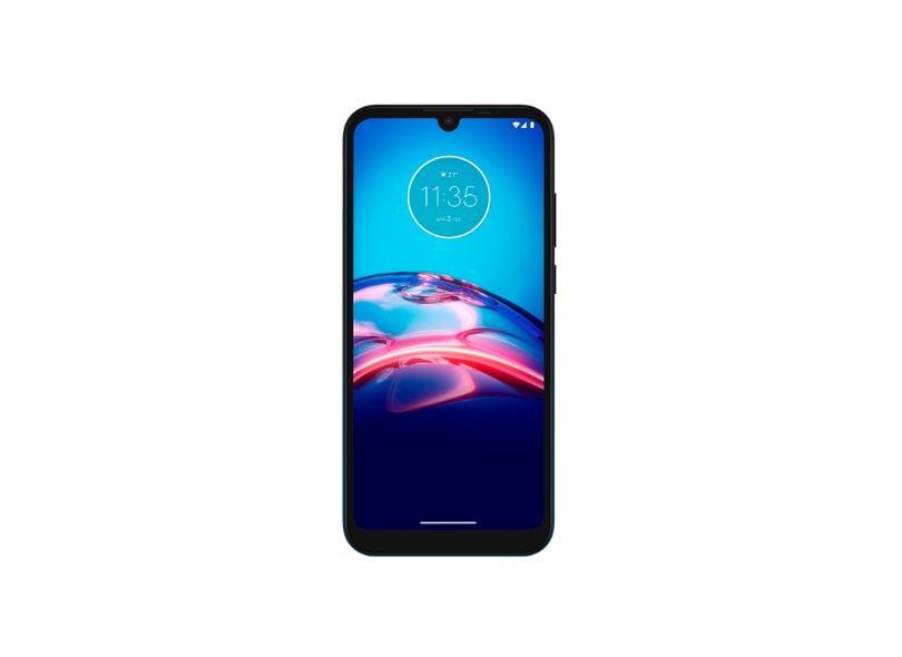Smartphone Motorola Moto E E6s XT2053-2 64GB Câmera Dupla 2 Chips Android 9.0 (Pie)