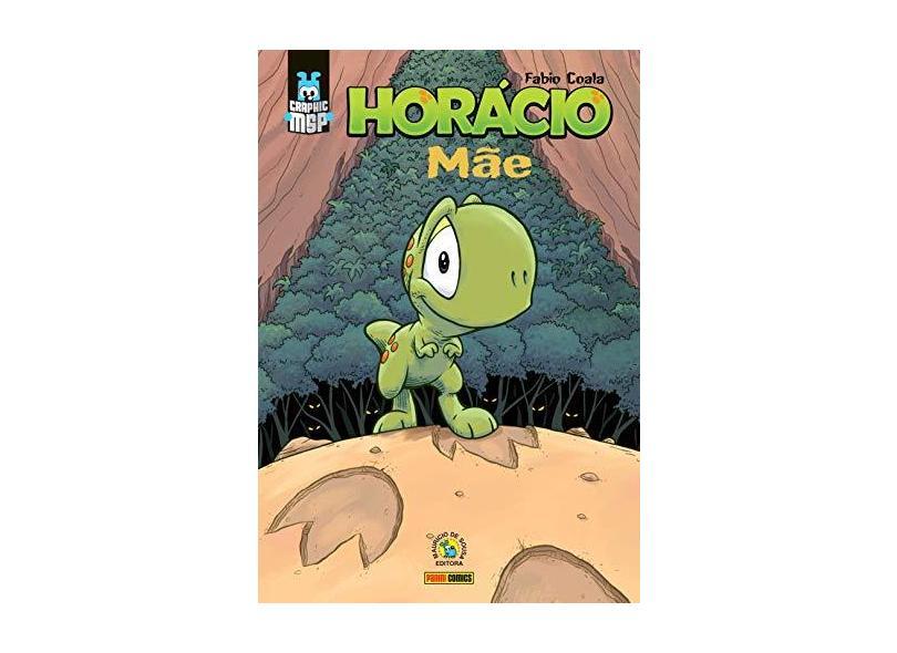 Graphic Msp - Horácio - Mãe - Coala, Fábio - 9788542612134