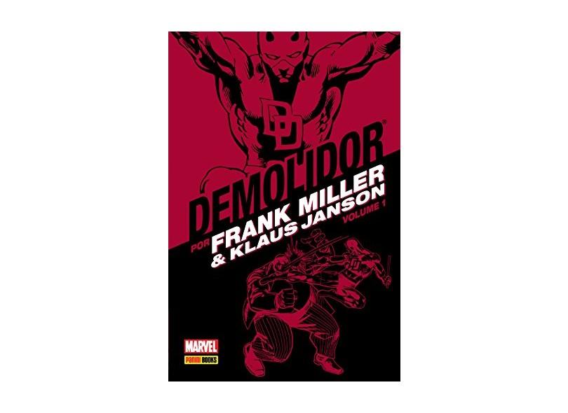Demolidor - Por Frank Miller & Klaus Janson - Miller, Frank ; Janson, Klaus - 9788583680758