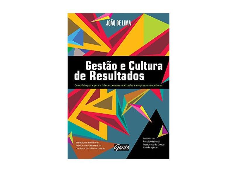 Gestão e Cultura de Resultado - Capa Comum - 9788545200611