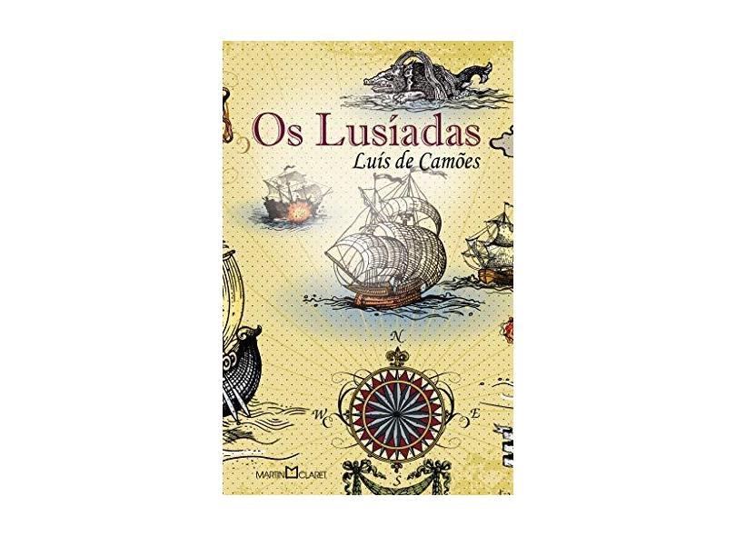 Lusiadas, Os - Luis Vaz De Camoes - 9788572323437