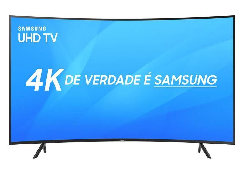"""Smart TV TV LED 49"""" Samsung 4K Netflix 49NU7300 3 HDMI"""