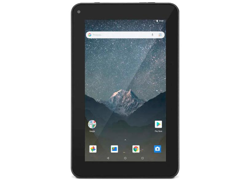 """Tablet Multilaser M7S Go Quad Core 16.0 GB LCD 7.0 """" Android 8.1 (Oreo) NB316"""