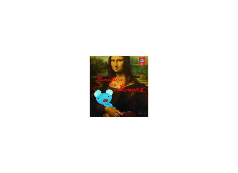 Penélope no Louvre - Gutman, Anne - 9788574063348