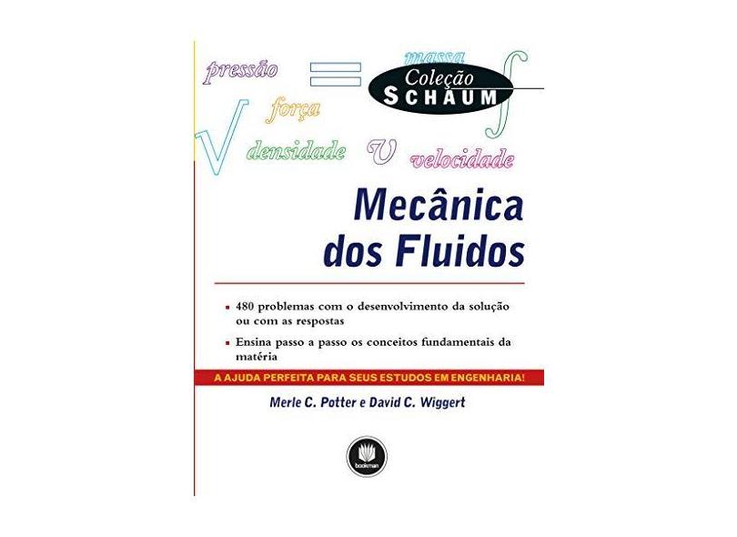Mecânica dos Fluidos - Merle C. Potter - 9788582604533
