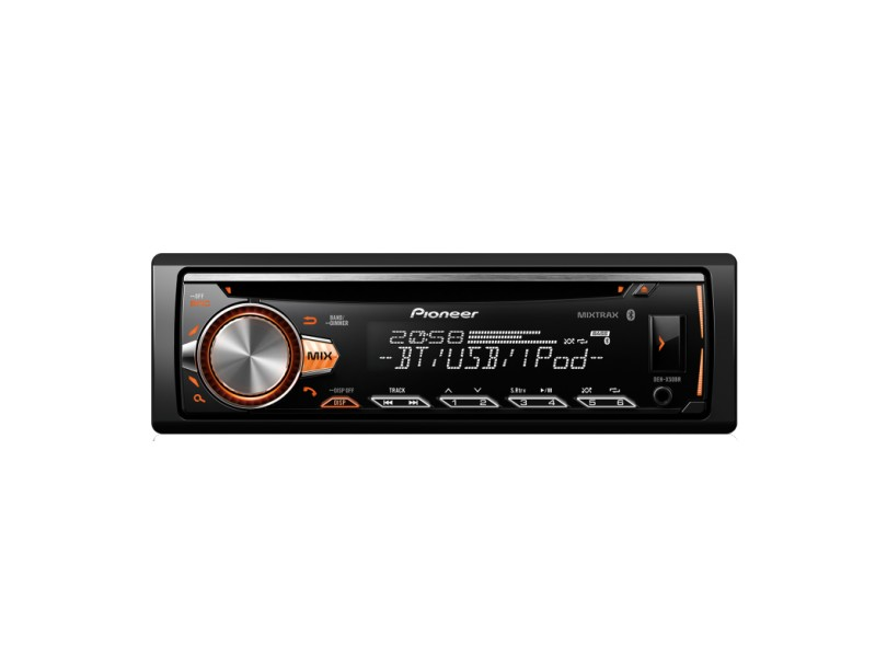 CD Player Automotivo Pioneer DEH-X50BR