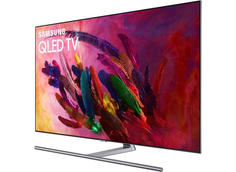 "Smart TV TV QLED 75 "" Samsung Q7FN 4K QN75Q7FN 4 HDMI"