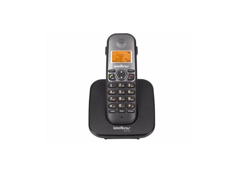 Telefone sem Fio Intelbras com 1 Ramal TS5122