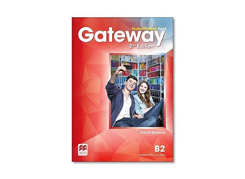 Gateway B2 - Student's Book Pack - David Spencer; - 9780230473188