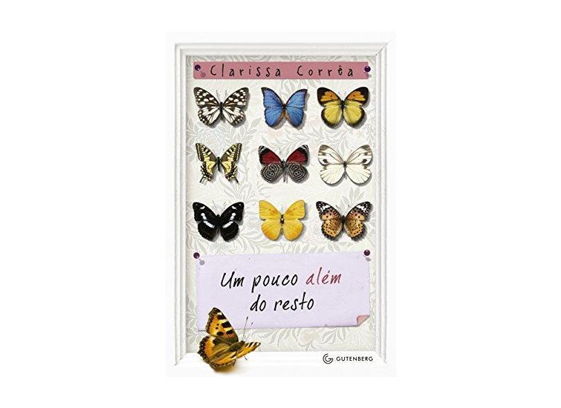 Um Pouco Além do Resto - Corrêa, Clarissa - 9788582351000