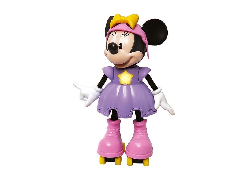 Boneca Disney Minnie Patinadora Elka