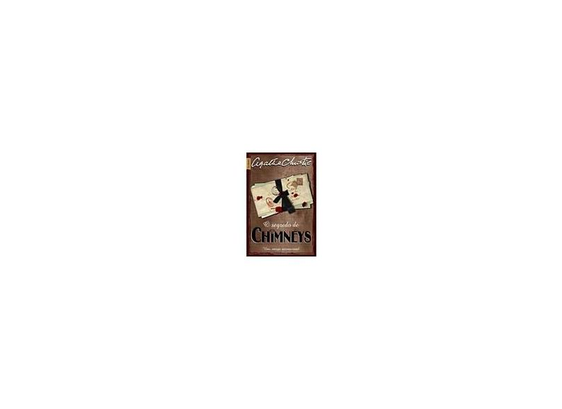 O Segredo de Chimneys - Christie, Agatha - 9788577990719