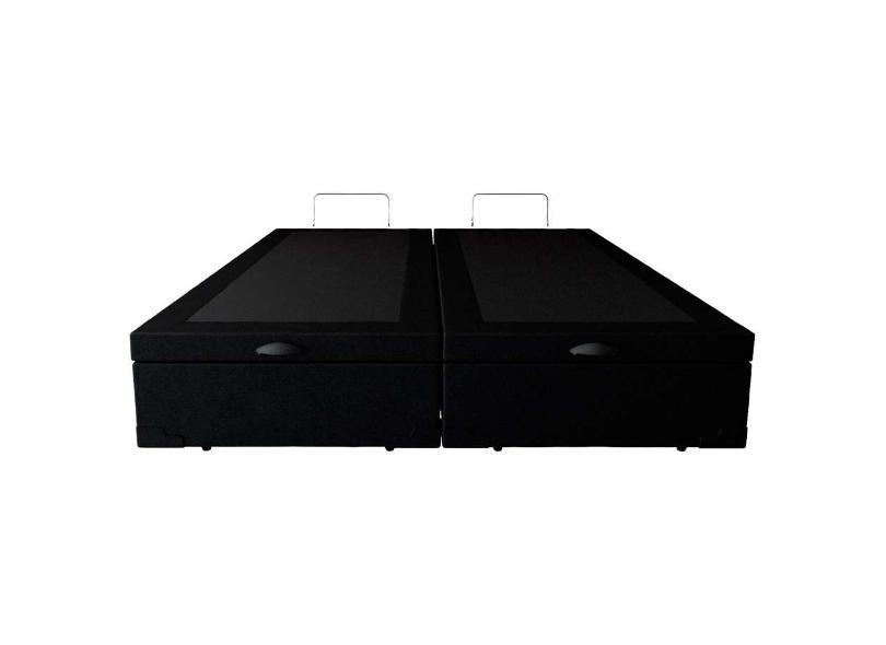 Base Cama Box Queen Premium Mobly