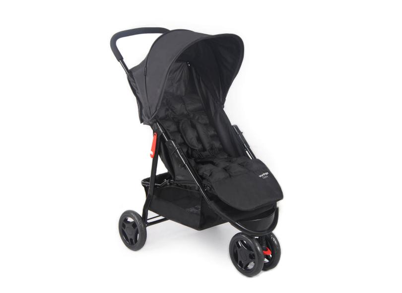 Carrinho de Bebê Travel System com Bebê Conforto Voyage Delta