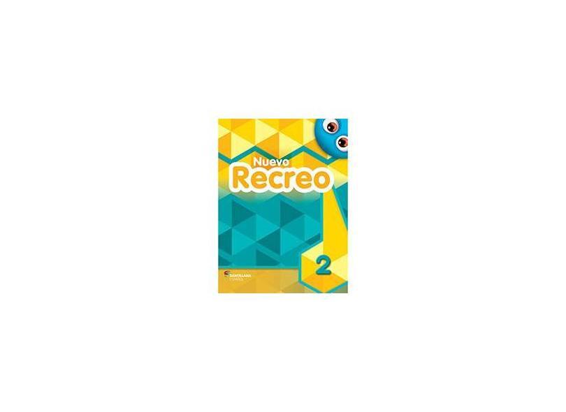 Nuevo Recreo 2 - Roberta Amendola - 9788516093822