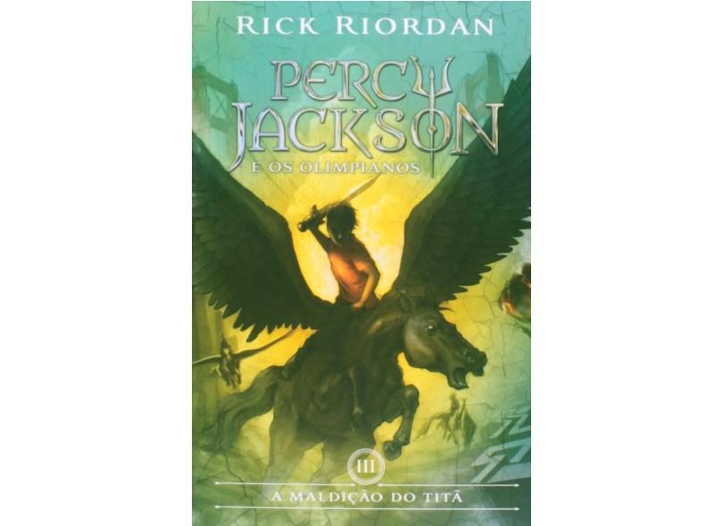 Box Percy Jackson E Os Olimpianos (5 Volumes) - Capa Comum - 9788580574623