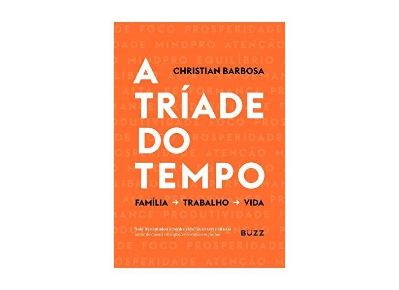A Tríade do Tempo - Cristian Barbosa - 9788593156397