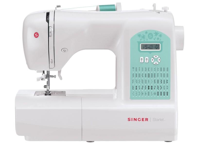 Máquina de Costura Doméstica Starlet - Singer