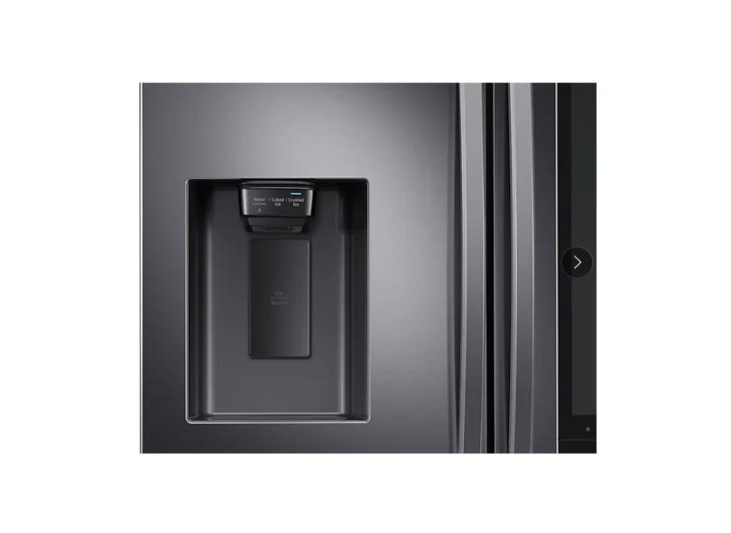 Geladeira Samsung Family Hub Frost Free French Door Inverse 614 Litros Inox RF27T5501SG