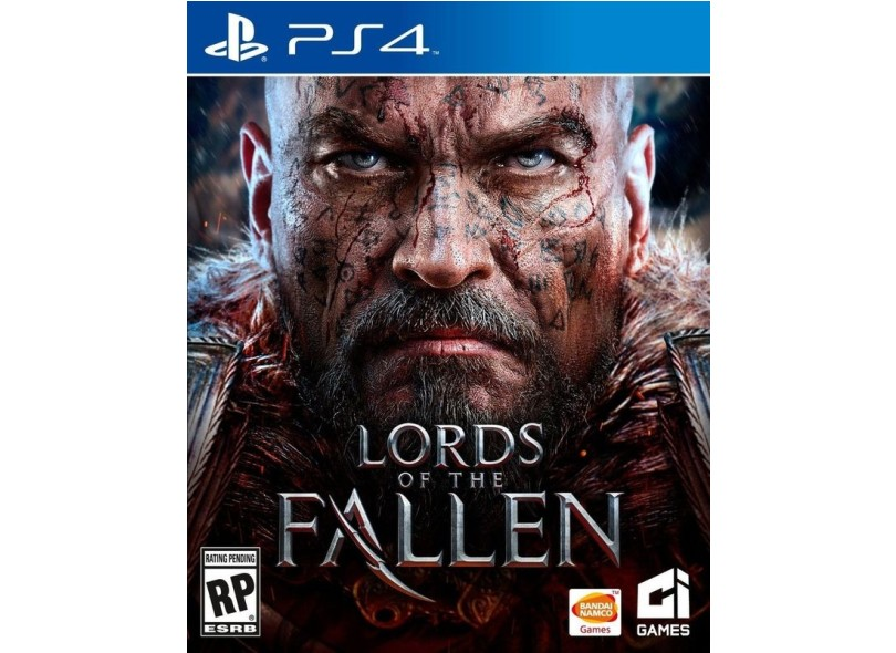 Jogo Lords of the Fallen PS4 CI Games