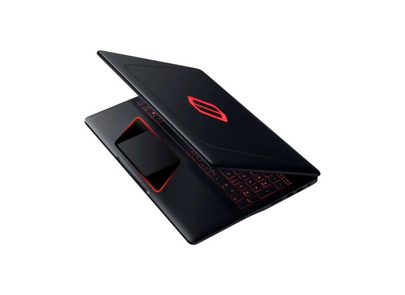 "Notebook Samsung Odyssey Intel Core i5 7300HQ 8 GB de RAM 1024 GB 15.6 "" GeForce GTX 1050 Windows 10 Home NP800G5M"