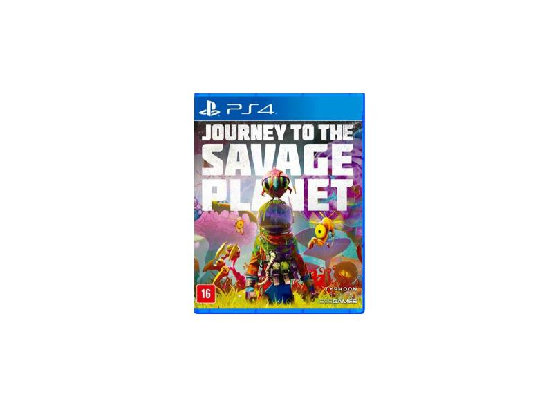 Jogo Journey to the Savage Planet PS4 505 Games