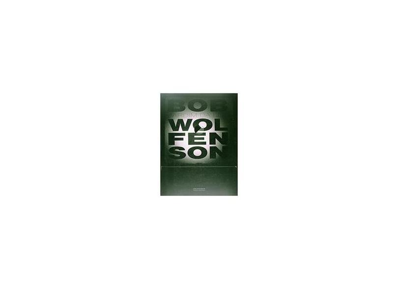 Jardim Da Luz - Bob Wolfenson - 9788572340557