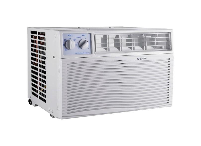 Ar Condicionado Janela / Parede Gree 12.000BTUs Inverter Frio GJC12BL